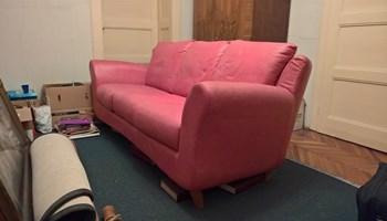 Trosjed i dvije fotelje