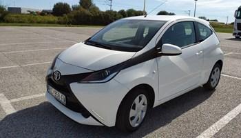 Toyota Aygo X-play 1,0 VVT-i, 20.000 km