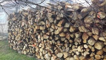 Drva za ogrijev grab bukva Šandrovac