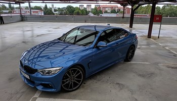 BMW serija 4 Coupe 430D M Sport 2014