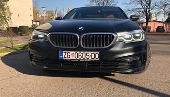 BMW serija 5 530d Sport 2018