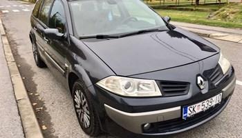 Renault Megane Grandtour 1.5 dCi 78 kw reg 11/2020