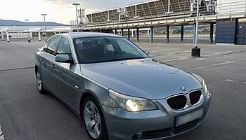 BMW serija 5 525i reg06/2020g vlasnik vozila