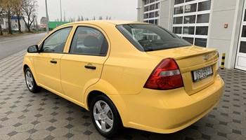 Chevrolet Aveo 1.2 16V  - *SAMO 49 000 KM* - SERVISNA KNJIGA + RAČUNI - DVA SETA GUMA - REG. 07/2020. - KAO NOV -