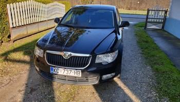 Škoda Superb 2.0 125 kW DSG