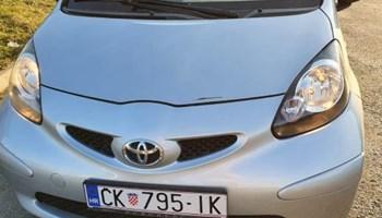 Toyota Aygo 1.0 VVT-i, KLIMA, REG. 01/2021