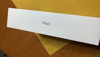 IPad7, 32GB, 10,2 inch, cellular