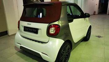 Smart fortwo cabrio *Brabus* Prime