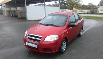 Chevrolet Aveo 1,2 16V,,,,PRVA VLASNICA ,SERVISNA,TOP STANJE,,,,,
