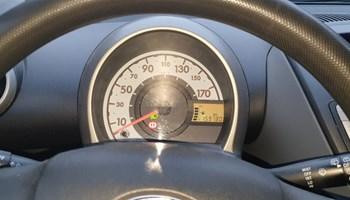 Toyota Aygo 1.0 vvt