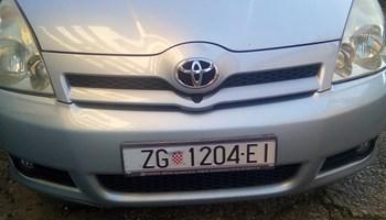 Toyota Corolla Verso 1,8 vvi