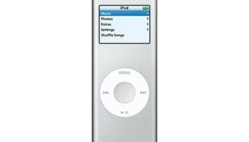 Apple iPod Nano 2nd Generation A1199 Silver 2gb,kutija,oprema !