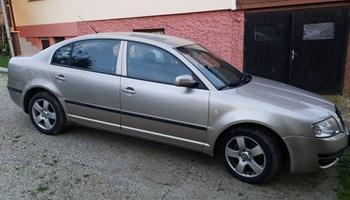 Škoda Superb 1.9 tdi
