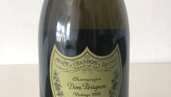 Dom Perignon Vintage 1998