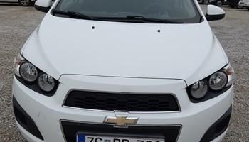 Chevrolet Aveo 1,2 85 ks najnoviji model, Hr auto , 1 vl, garant.km, jamstvo 1 godina