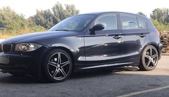 BMW serija 1 AUTOMATIK