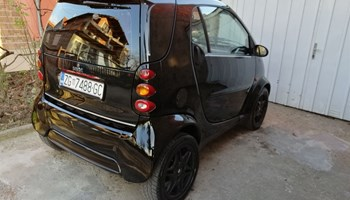 Smart Fortwo City Coupe..reg 06/2020..Klima..Alu..154000km