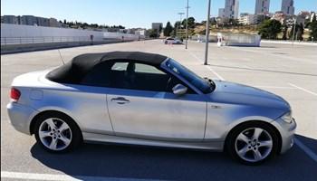 BMW serija 1 120d cabrio