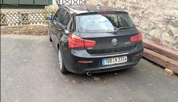 BMW serija 1 116d euro 6