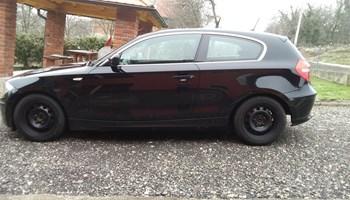 BMW serija 1 118 D ~~BEZ ULAGANJA~~~IZVRSNO STANJE ~~MALI POTROSAC~~REDOVITO  SERVISIRAN~~