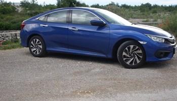 Honda Civic Sedan 1.5 turbo vtec bnz.