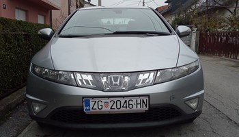 Honda Civic Coupe 2.2 cdti