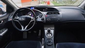 Honda Civic 1,4i VTEC 2007 godina,169000 km servisna ,6 brzina