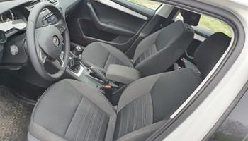Škoda Octavia face lift 1.6 tdi