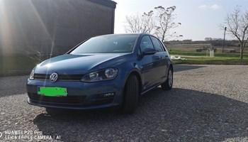 VW Golf VII 1.6 TDI, panorama