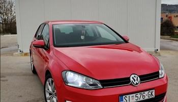 VW Golf VII 1.6 TDI BMT HIGHLINE