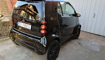 Smart fortwo coupe 0.6