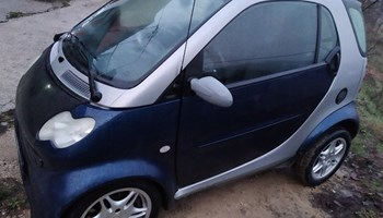 Smart forfour 700