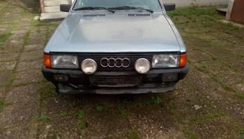 Audi 80 1,6 TD 1985.g. odjavljen 350€ hitno