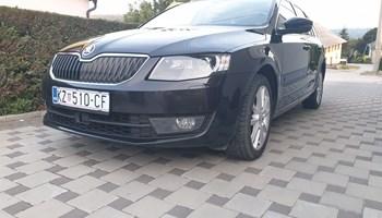 Škoda Octavia Combi Octavia III, 1.6 tdi Elegance