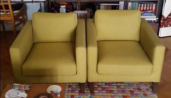 dvosjed i dvije fotelje