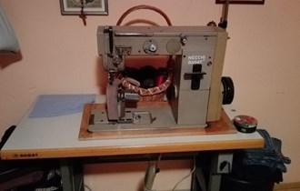 Stupna mašina za šivanje kože NECCHI BAGAT