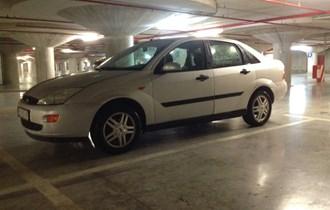 Ford Focus Sedan 1.6 16V