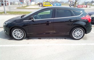 Ford Focus 1.6 ecoboost trend sport +