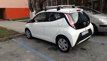 Toyota Aygo Osobno vozilo