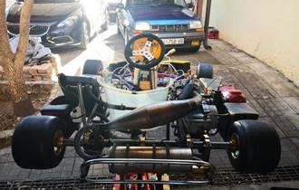 Karting tm kv95 shifter