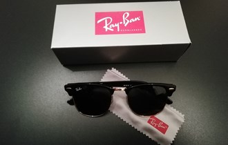 RayBan Clubmaster classic RB3016