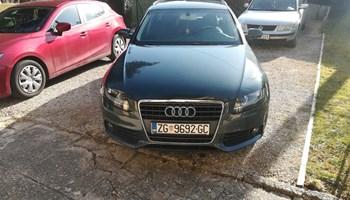 Audi A4 Avant 2.0TDI 105kw 170tkm