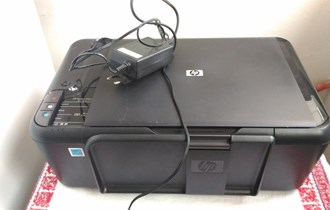 HP Deskjet F2480 ink-jet/scanner