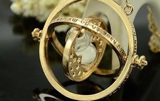 Vremokret Time Turner ogrlica lančić iz filma Harry Potter