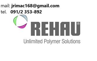 Vrhunska PVC i ALU stolariju renomiranog njemačkog proizvođača REHAU po pristupačnim cijenama