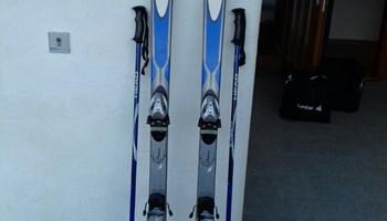 Skije Head Carve 15 + Head štapovi + Tyrolia SL 110 vezovi