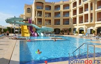 Za samo 120 eura za 9 noćenja i 11 dana u hotelu Tropitel Sahl Hasheesh