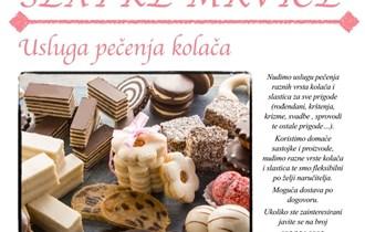 Izrada domaćih kolača