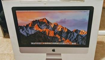 "iMac 2017 (21.5\"" 4k zaslona), 10/10 kondiciji."