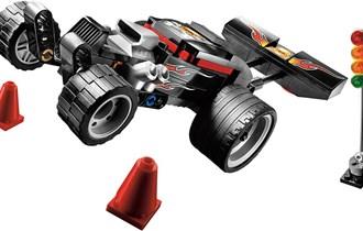 LEGO 8164-1: Extreme Wheelie